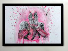 Deadpool by UnearthedSoul.deviantart.com on @DeviantArt