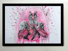 Deadpool by UnearthedSoul.deviantart.com on @DeviantArt