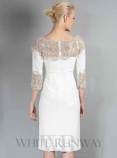 Vivienne Embellished Sleeve Dress