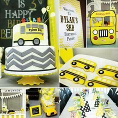 Super cute for birthday when Nathan goes to school