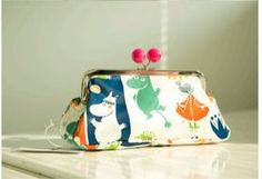 Moomin Clutch (13 x 22 x 5 cm). Interested to buy it? Ask more info@ateljeeiiris.fi