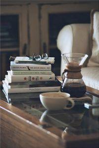 Kahve köşelerinden eksilmeyen kitaplar...