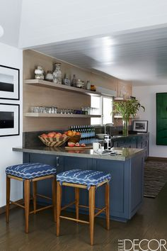 20 Blue Kitchens Tha