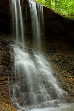 Blue Hen Falls, Cuyahoga Valley National Park, Ohio