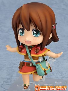 Suisei no Gargantia Nendoroid Action Figure Amy 10 cm ( Good Smile Company)