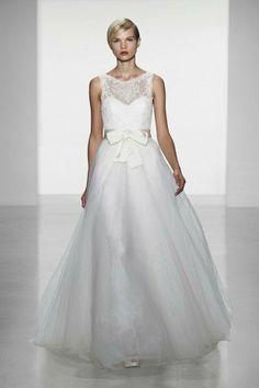 2014 Amsale Robe de mariée sur www.espacemariage.com