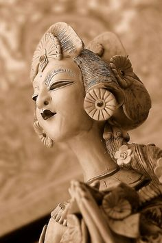 javanese Statue