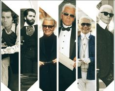 Celebrity Homes | Karl Lagerfeld — the face behind Chanel | http://celebrityhomes.eu