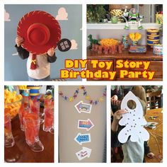 Merryweather's Cottage: Toy Story DIY Birthday Party Report