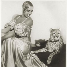 Inspiration: Josephine Baker | She's So RAW Spring/Summer Collection 2014