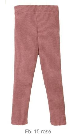 44f2adfc3694c Disana Organic Merino Wool Knitted Leggings