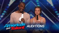 #OlgaSokolova and her partner's performance was beautiful on America's Got Talent #AGT. Olga is extremely talented and you can watch more special dancing performances by her in the #Latinva Dance Fitness DVDs.