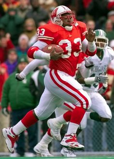 1999: Ron Dayne, RB, Wisconsin : Heisman Trophy all-time winners