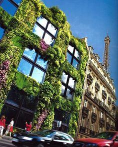 Quai Branly Museum, Paris