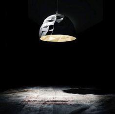 Lámpara de techo de diseño (nácar) - ROCK - Lumini Equipamentos Iluminacao decdesignecasa.blogspot.