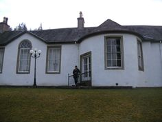 Boleskine House (Door Aleister Crowley put in)