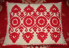 Kézimunkáim Hungarian Embroidery, Folk Embroidery, Rugs, Crafts, Diy, Stitches, Home Decor, Google, Embroidery