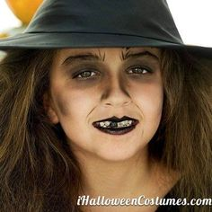 halloween makeup for kids witch - Halloween Costumes 2013