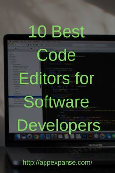 I will help you as much as I can and tell you what you should be looking for when trying to find the right code editor for you. Free Programming Books, Computer Programming Languages, Learn Programming, Python Programming, Computer Technology, Computer Science, Medical Technology, Energy Technology, Technology Gadgets