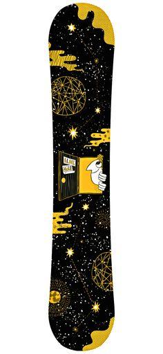 43f9de655989 Black Hole Snowboard - Mauro Gatti s House of Fun