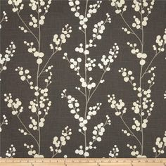 Richloom Evelynne Slub Graphite Chair Fabric, Drapery Fabric, Wall Fabric, Retro Fabric, Crafts Beautiful, Window Coverings, Window Treatments, Home Decor Shops, Home Decor Fabric