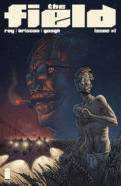 The Field #1 Cover