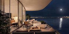 UNA's luxury Miami waterfront condos are also perfectly situated in close proximity to Brickell, Coconut Grove, Miami Beach, and the beaches of Key Biscayne. Miami Beach Condo, Modern Miami, Brickell Miami, Pool Activities, Key Biscayne, Downtown Miami, Luxury Homes, Luxurious Homes, New Condo