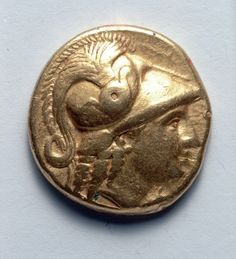 Stater: Athena (obverse), 336-323 BC Greece, Macedonia, reign of Alexander the Great (336-323 BC)  gold