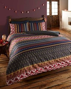 Shop for De Cama Indian Ethnic Print Single Duvet Quilt Cover Bedding Set Orkney Multi, Cotton And Polyester, Multicoloured. Starting from Choose from the 4 best options & compare live & historic home bed and bath prices. King Size Duvet Sets, King Size Duvet Covers, Bed Duvet Covers, Double Duvet Set, Double Duvet Covers, Single Duvet Cover, Modern Duvet Covers, Style Indien, Single Size Bed