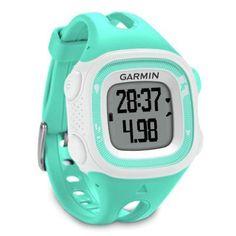 Garmin Forerunner 15 GPS Running Watch - Teal/White - trolleytrends.com... #runningwatch