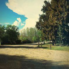 #Barrancas #mendoza #green #track