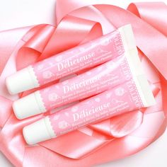 Included in our July box, this Lollipops lip balm is so fab!