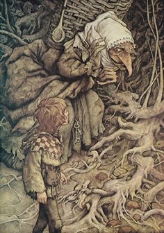 brian froud hansel and gretel - Google Search