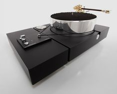 DaVinciAudio In UniSon MKII Turntable