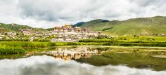 Songzanlin Monastery 松赞林寺, Shangri-la 香格里拉, Yunnan 云南省, China | One of the most peaceful place I've ever been