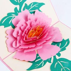 Send that real WOW factor with these intricately cut pop up greetings cards. When that card from the drugstore isn't right. And a text isn't enough. - 3D Pop Up Card - Quality Construction - Quantity: