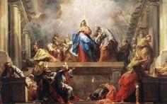 Over 250 CHRISTIAN WALLPAPERS Catholic Bible Pentecost Roman Memes