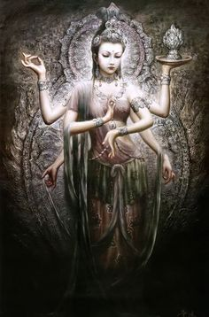 Guanyin, Goddess of Compassion                                                                                                                                                                                 More