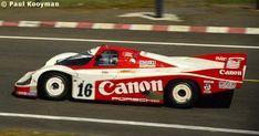 RSC Photo Gallery - Le Mans 24 Hours 1984 - Porsche 956 no.16 - Racing Sports Cars