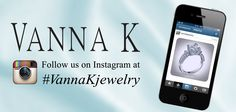 Vanna K is styling on Instagram!      Follow us at #vannakjewelry to keep up to date with our latest stunning designs and exclusive behind the scenes pictures!      Follow us and we will follow you♥    http://statigr.am/vannakjewelry
