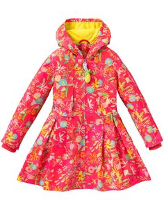Oilily 'Cuby' Flower Field Jacket | Pre-Order