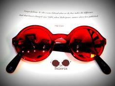 Forget #fashion.  #andywolf #eyewear