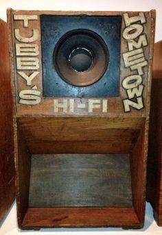 King Tubby´s original bass speaker