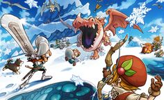 fantasy-life-nintendo-3ds-exclusive-poster-concept-art-3.jpg (JPEG Image, 2000×1225 pixels) - Scaled (92%)