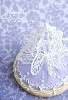 Beautiful cookies
