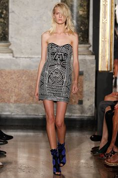 #MFW - Runway Emilio #Pucci Spring 2014 Ready-to-Wear Collection