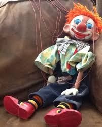 A fantastic Pelham display puppet. Similar to a vent puppet but has arms and…