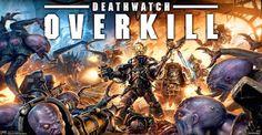 Calabozo Criollo: DEATHWATCH Reglas para Warhammer 40K