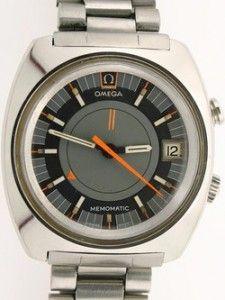 Classic Omega wristwatch.