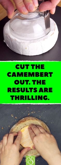 Cut the Camembert out. The results are thrilling. From easy appetizers to fondue: Here are 15 delicious recipes for cheese freaks #recipes #cheese #camembert #fondue #cheeselover #fingerfoods #appetizers #snacks